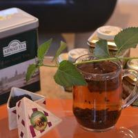 Три глотка чая