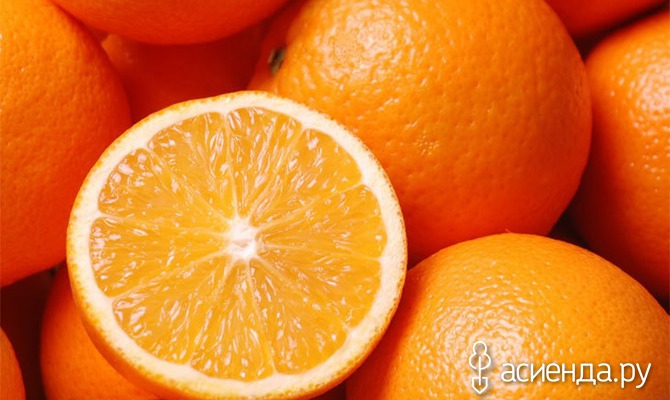 Как правильно хранить апельсины