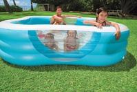 Мини-озеро на участке: устанавливаем дачный бассейн