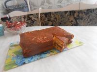 Торт из тыквы.