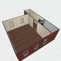 Как расставить мебель в кухне-гостинной?