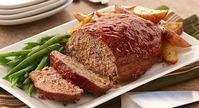Рецепт мясного хлебца - митлоф.