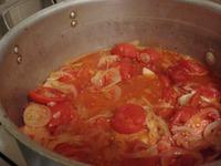 Отличный салат для любителей свежей помидоры -с луком и сельдереем