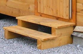 Деревянные ступени для лестниц своими руками 3