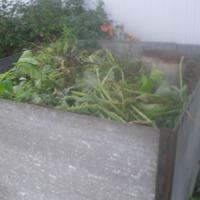 Сколько травы нужно в куб для огурцов.