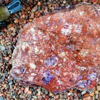 Роман с камнем часть 3. Время собирать камни или минералы в моем саду.