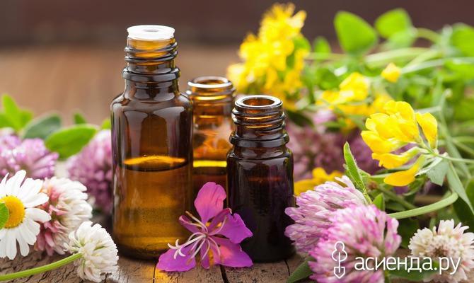Натуральные масла от вредных насекомых