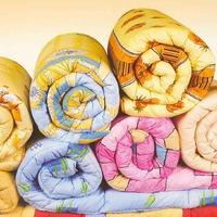 Любимое ватное одеяло
