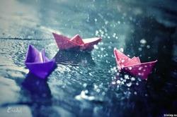 Мой дождь из детства...