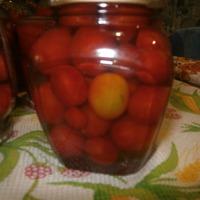Любимые помидорки