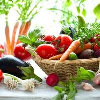 Как больше есть овощи?