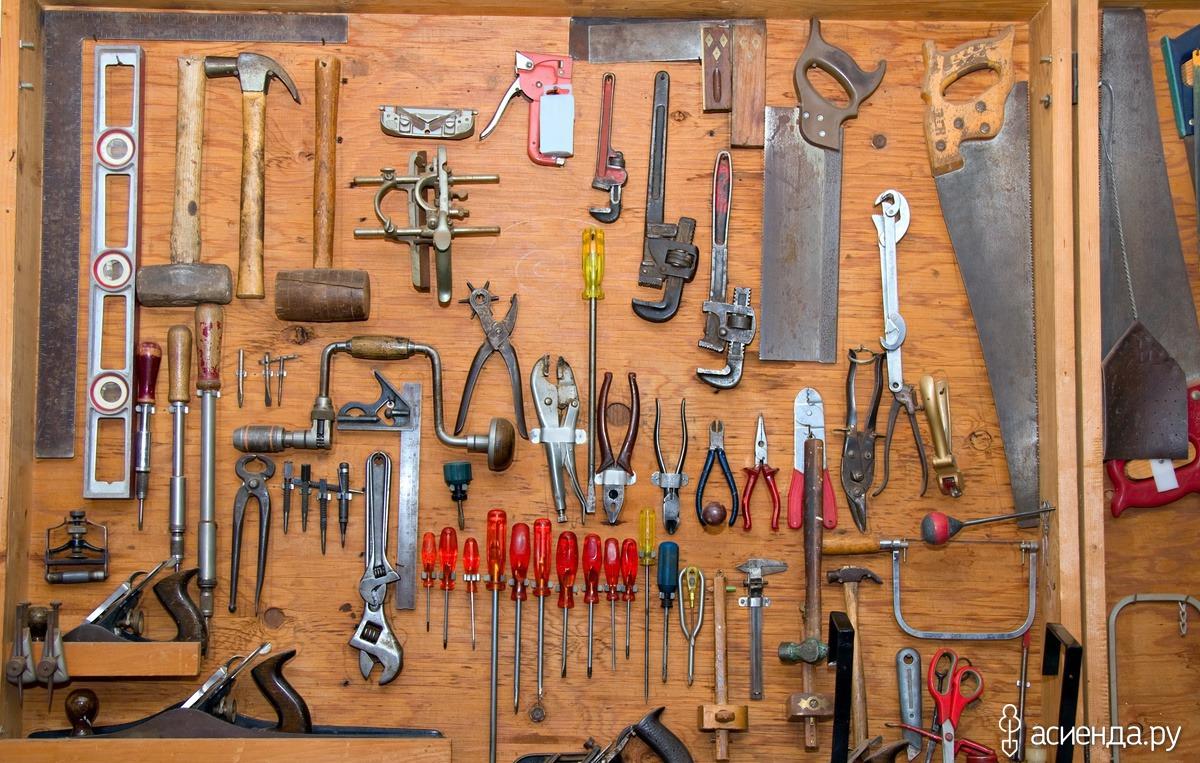 Хранение садового инвентаря своими руками фото 820