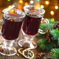 Праздничные рецепты новогодних напитков