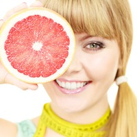 Как стать красивой с помощью грейпфрута?