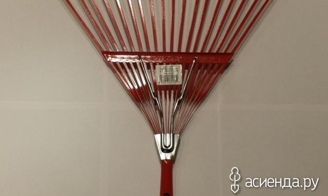 Как сделать качественные веерные грабли своими руками