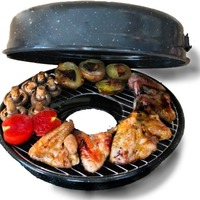 Сковорода Гриль-газ или барбекю в квартире