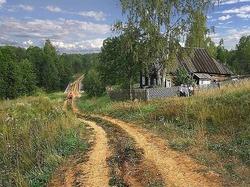 Деревня моя, деревянная, дальняя...