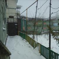 В Одессе снег. Первый в этом году.
