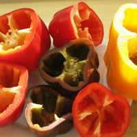 Мой урожай и сорта перца 2016 (без подробного описания сортов)