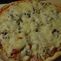 Готовим пиццу.