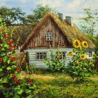 Идеи ландшафтного дизайна для участка в деревенском или кантри-стиле