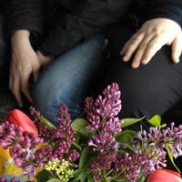 Садовые букеты этого года