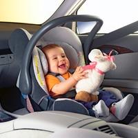 Выбор и использование детского автокресла
