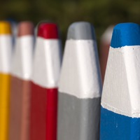 12 идей, как украсить забор