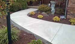 Как удалить пятна с бетонного пола?