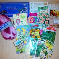 Весна начинается с подарков!!!