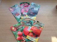 Докупила семена томатов. Теперь разнообразнее?