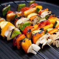 Овощи на углях: 7 изумительных блюд