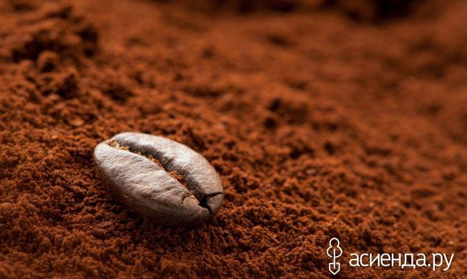 Кофейная гуща для дома и сада