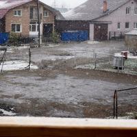 Аномальная погода в Сибири.