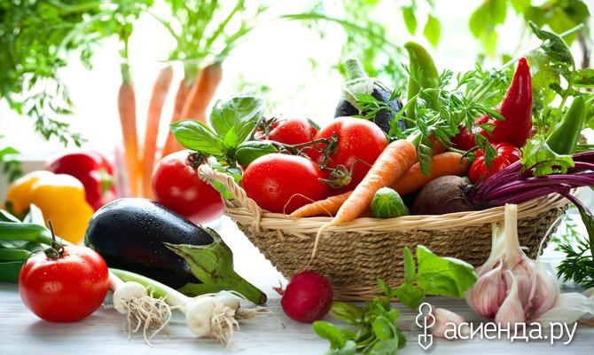 Какие свежие продукты держать отдельно?