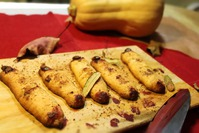 Песочное печенье «Ведьмины пальчики». Вкусный десерт на Хэллоуин.