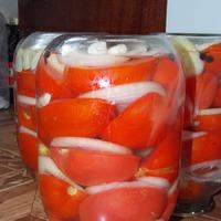 """""""Бабушкины помидорки"""" на зиму"""