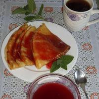 Сливовый соус-джем