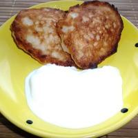 Капустные оладьи и капустный пирог.