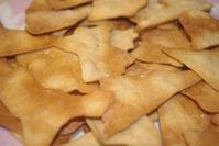 Хрустящее печенье на рассоле из цельнозерновой муки