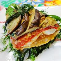 Еще одно блюдо для любителей баклажанов