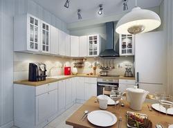 Рекомендации по оформлению освещения на кухне