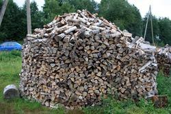 Как сохранить дрова?