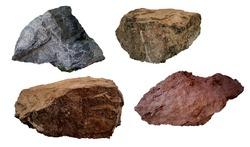 Искусственные камни для сада