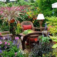 Советы для создания сада в стиле кантри