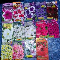 Цветы для вдохновения, овощи для удовольствия. Рассада март 2018