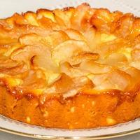 Приглашаю на яблочный тарт!