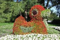 Живые скульптуры – новые технологии озеленения