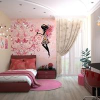 Детская комната на даче