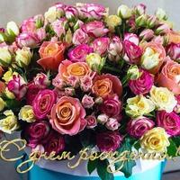 У подружки верной, милой День рождения! Ура! Мы желаем счастья, силы, И здоровья, и добра!